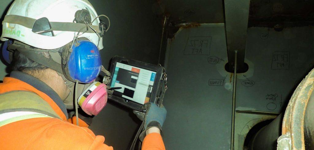 PYXIS Inspection Handheld