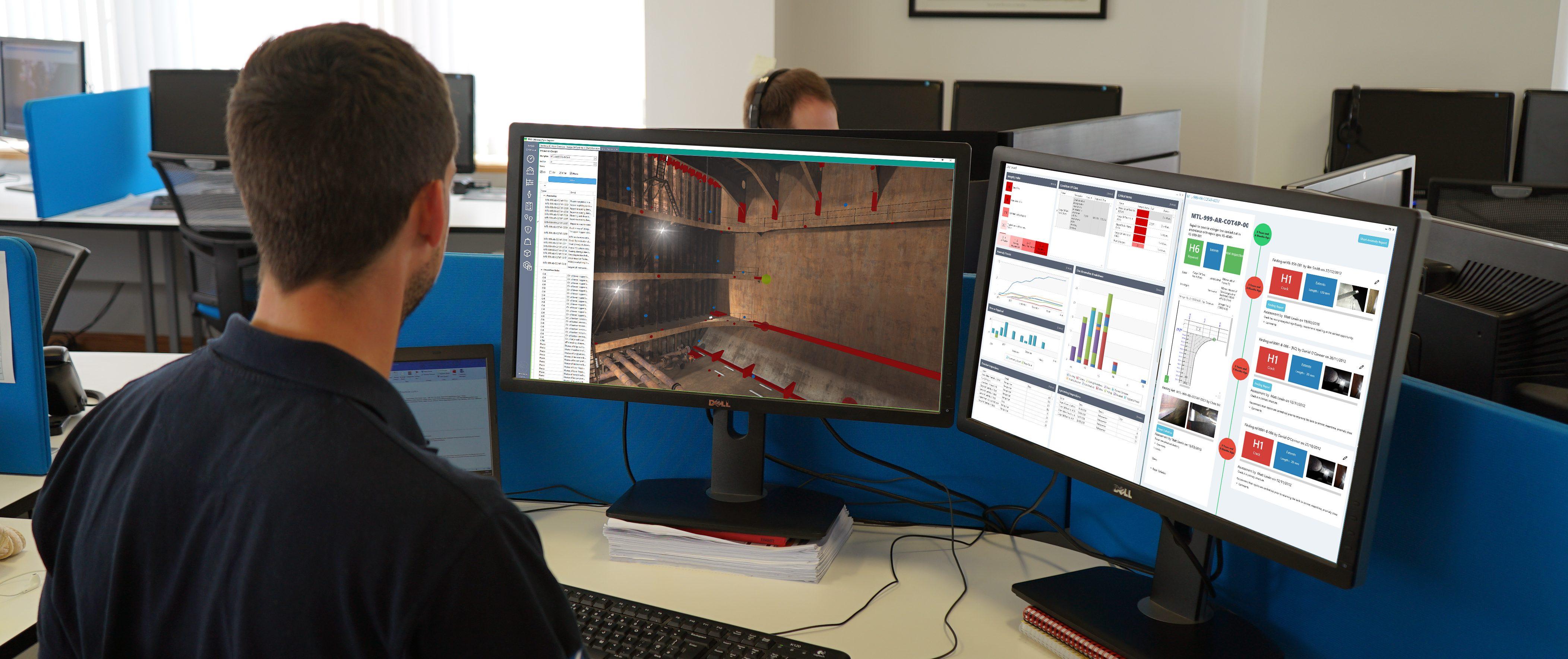 PYXIS Engineer desktop image